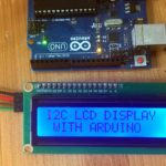 i2c lcd with arduino