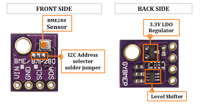 bme280 features