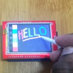 "2.4"" tft lcd touch screen shield for arduino"