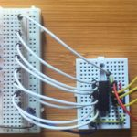 74hc595 shift register with Arduino